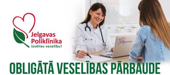 Obligātā veselības pārbaude