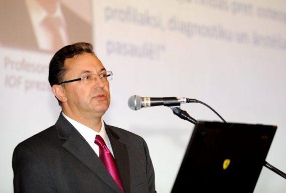 Endokrinologs Ingvars Rasa